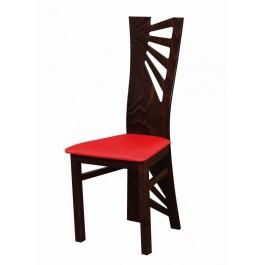 buková masívna stolička Dávid