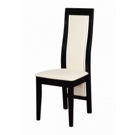 buková masívna stolička Kansas plus