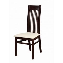 buková masívna stolička Paťa