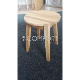 masívný dubový stolček ( taburet) Rebeka