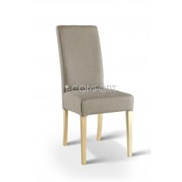 masívna bukovo - čalúnená stolička Casper