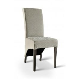 masívna bukovo - čalúnená stolička Camell
