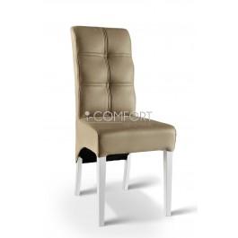 masívna bukovo - čalúnená stolička Future