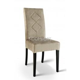 masívna bukovo - čalúnená stolička Gabi