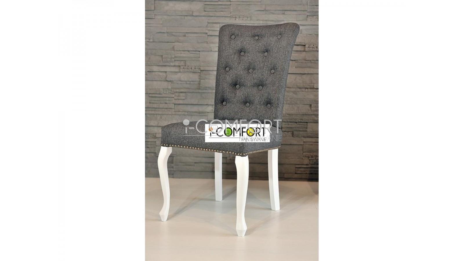 masívna bukovo - čalúnená stolička Princess