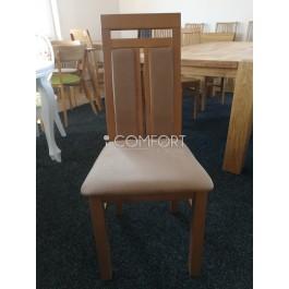 Buková masívna stolička Veronika