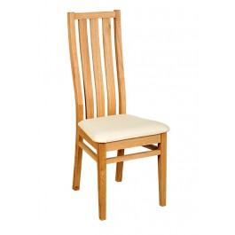 dubová stolička Luna