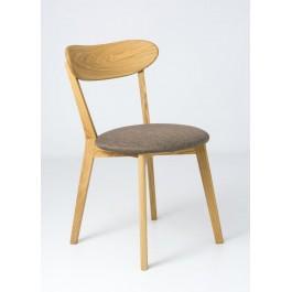 dubová stolička Daniela