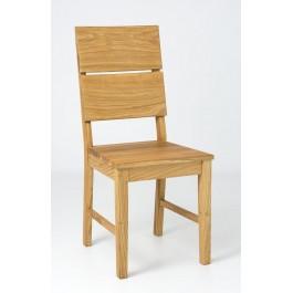 dubová stolička Nora