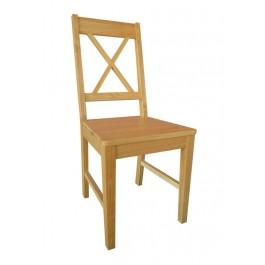 dubová stolička Erika 5
