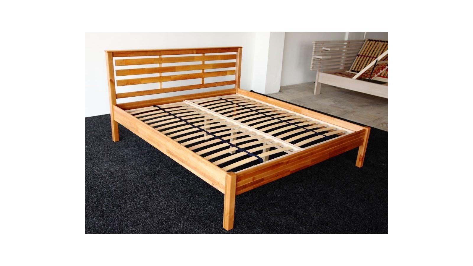 jelšová posteľ Modern