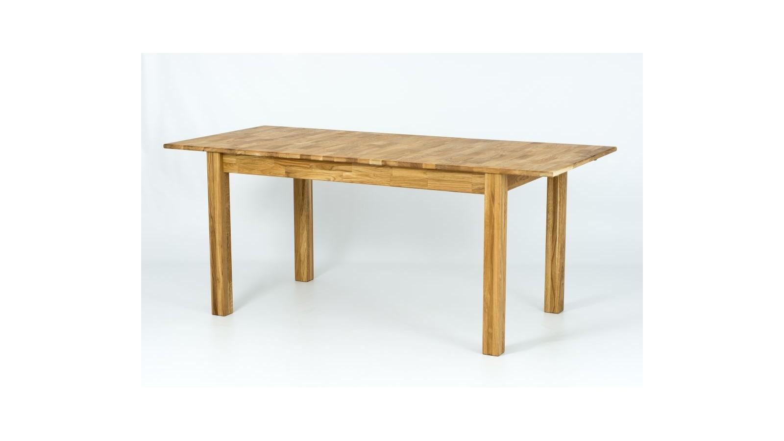 2d24cf45fc4a masívny dubový stôl Erika
