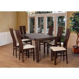 Bukový set stôl + stoličky č.10