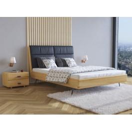 Masívna posteľ Hanna 180/160/140 x 200 cm.