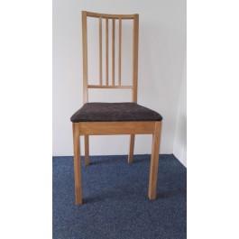 dubová stolička Ivana