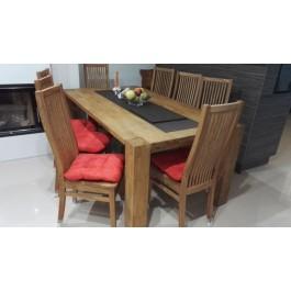 dubový stôl Rudolf