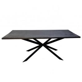 Industriál bukový stôl, nohy 2X